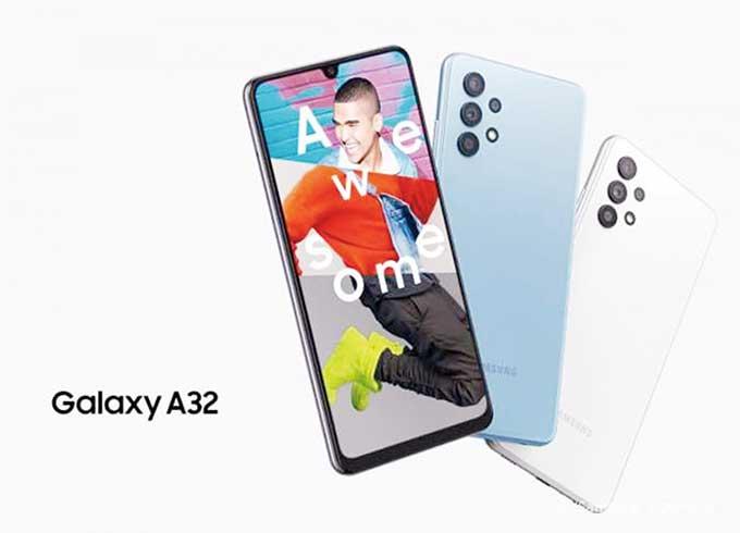 Samsung Galaxy A32, Harga Terjangkau dengan Spesifikasi Terbaik di Kelasnya