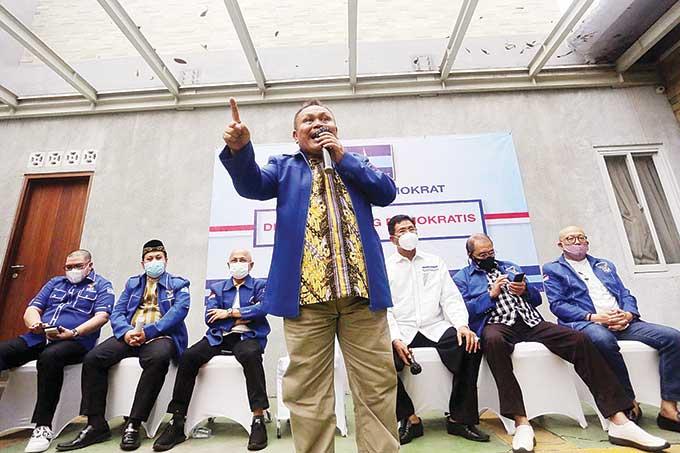 Dua Ketua DPC Demokrat Riau Dipecat
