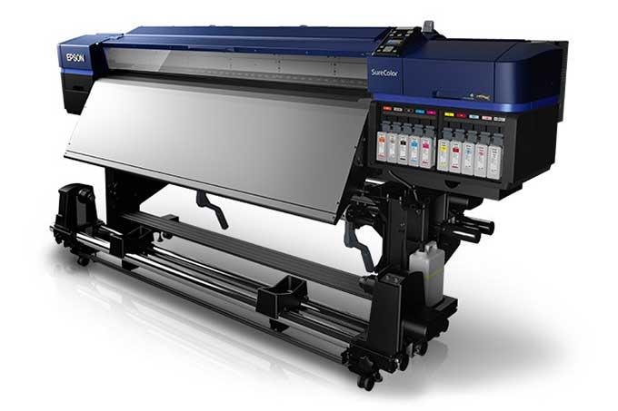 Printer Epson SureColor S-series Cocok untuk Bisnis Papan Nama