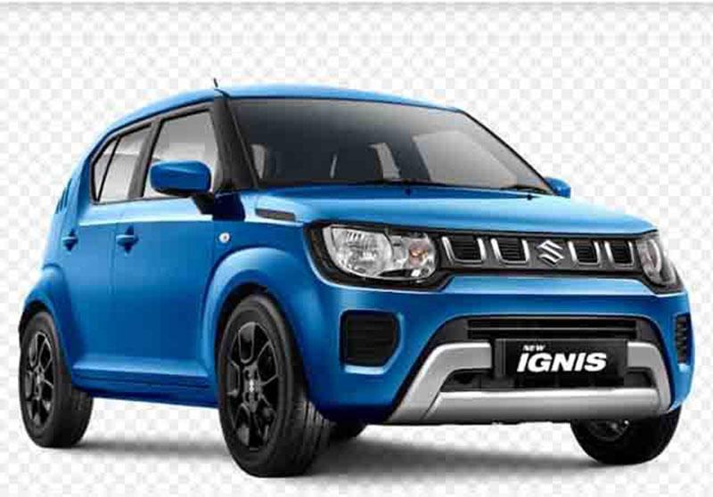 Harga Suzuki New Ignis Naik Rp5 Juta