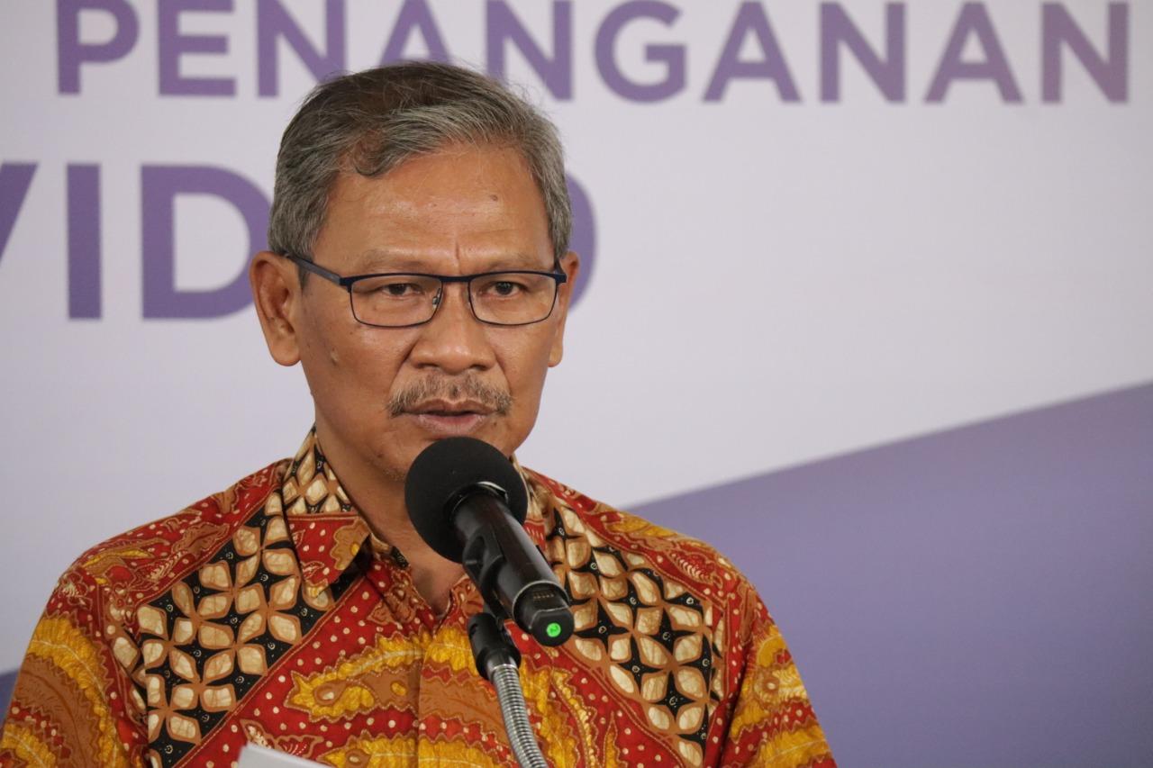 Hari Ini, Bertambah Satu Kasus Baru di Riau