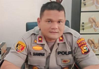 Polsek Pinggir Tangkap Tiga Kurir dan Bandar Sabu