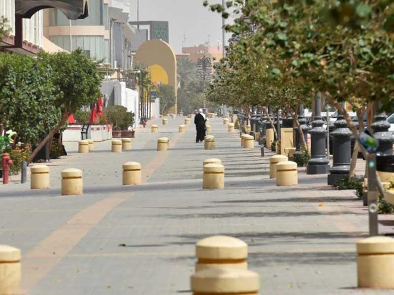 Arab Saudi Stop Salat Berjamaah di Masjid