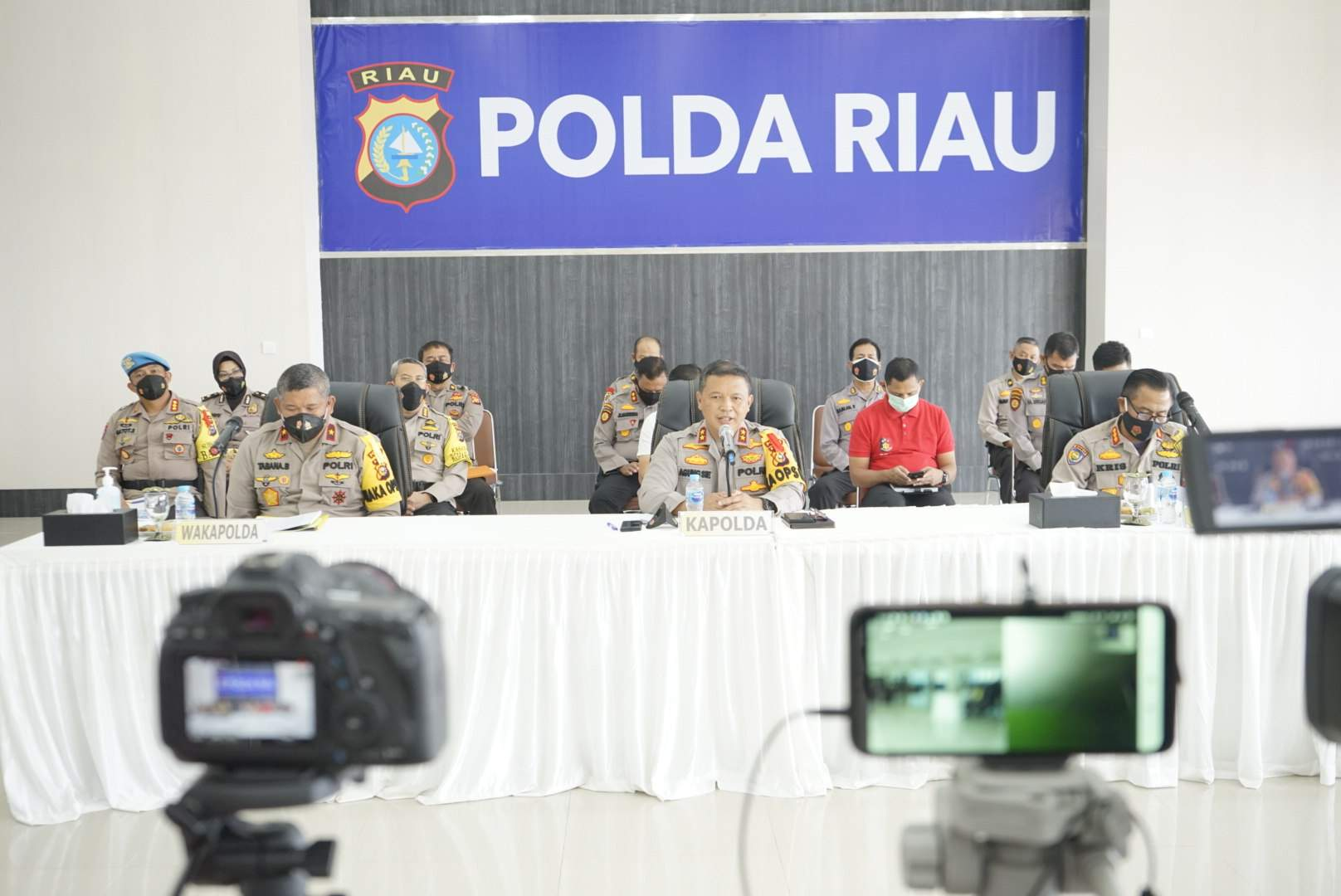 7 Polisi Dipecat, Karhutla dan Kecelakaan Menurun