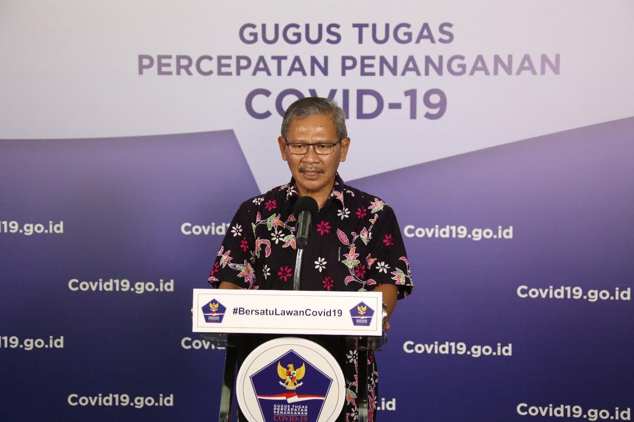 Tambah 7 Kasus Baru, Total Kasus Positif di Riau 81 Orang