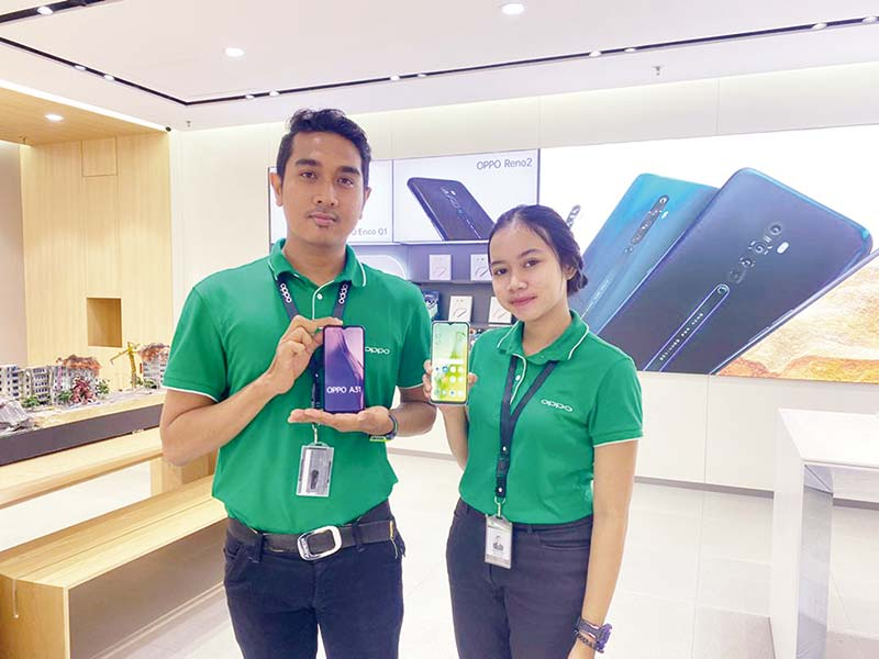 Oppo Rilis Smartphone Baru