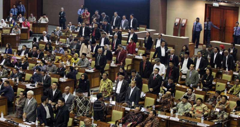 Anak Buah SBY Interupsi di Sidang Paripurna, Tagih Kejelasan Pansus Jiwasraya