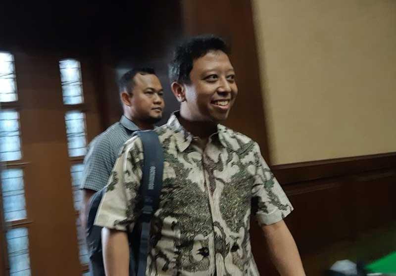 Hukuman Rommy Dipangkas PT DKI, KPK Ajukan Kasasi