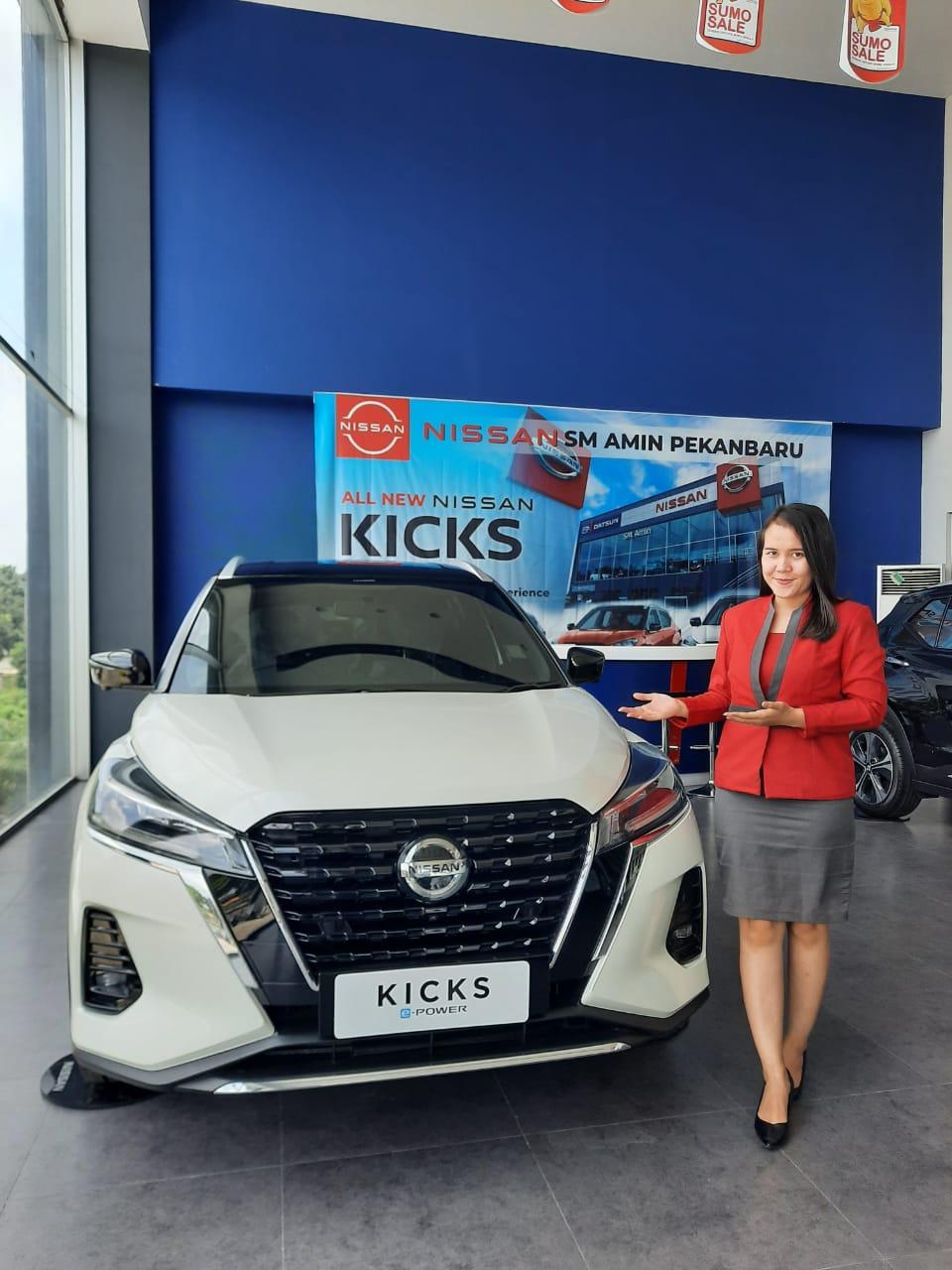 Nissan Kicks e-Power, Mobil Listrik Tanpa Charger