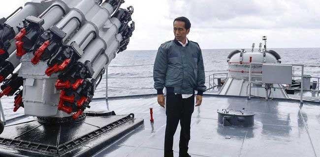 Demi Tenangkan Nelayan, Jokowi Datang