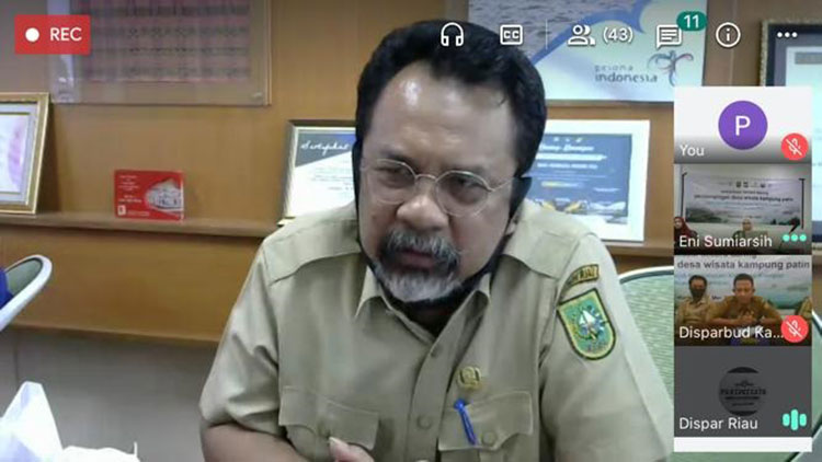 SKK Migas-PT CPI Kembangkan Desa Wisata Kampung Patin