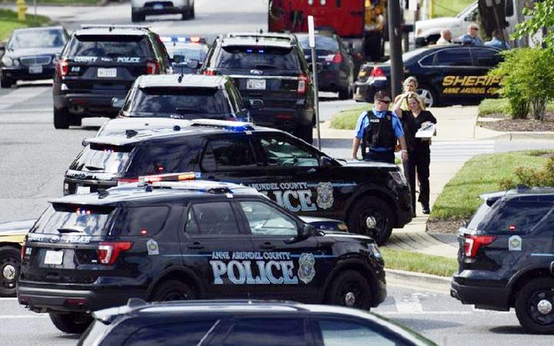 40 Anggota Tewas, Polisi Jadi Pekerjaan Berbahaya di Amerika