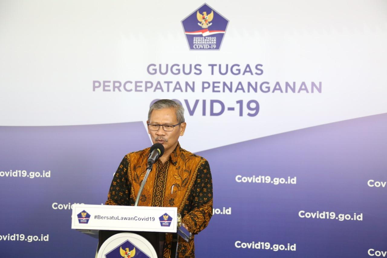 Hari Ini Bertambah Tiga Orang, Total 69 Orang Positif Covid-19 di Riau