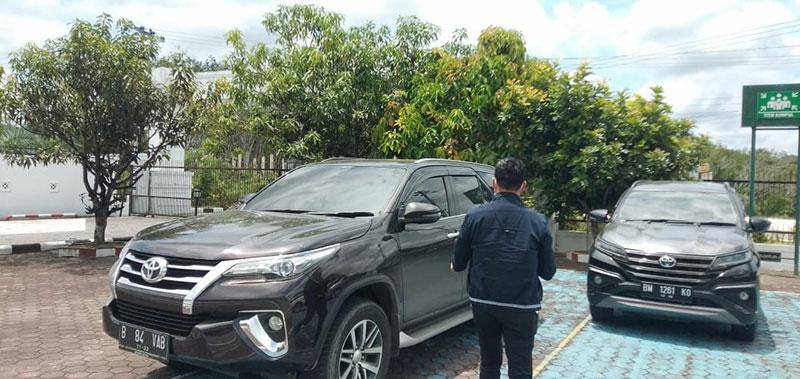 Jalani Pemeriksaan 2 Jam, Kadis ESDM Riau Sebut Kurang Sehat
