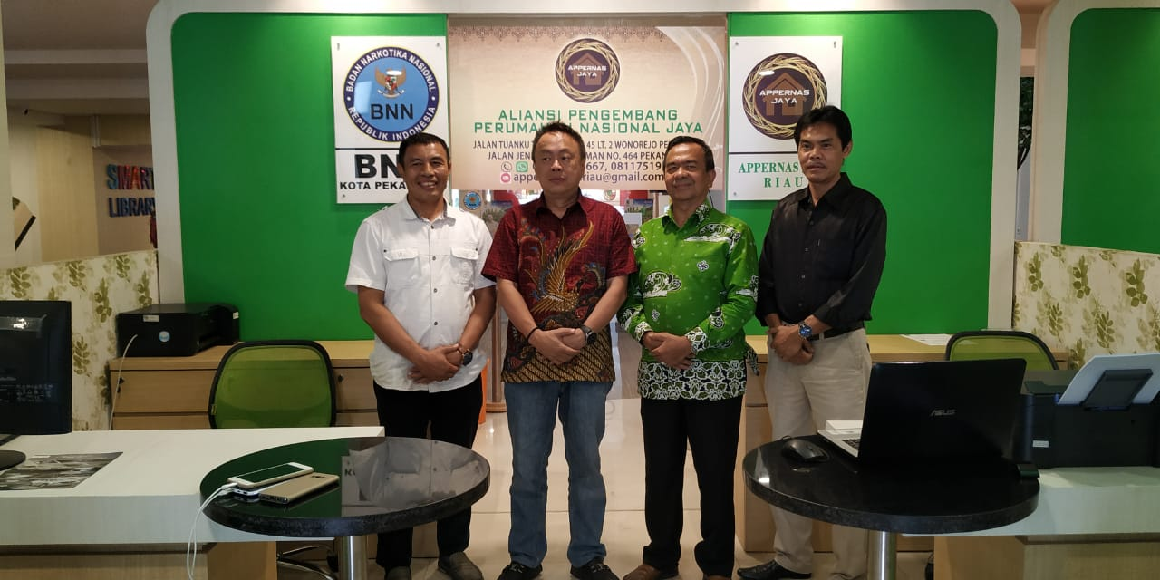 Appernas Jaya Buka Layanan di MPP Pekanbaru