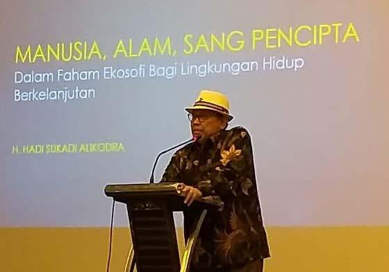 Semangat Konservasi Alam dan Lingkungan Indonesia Sang Profesor