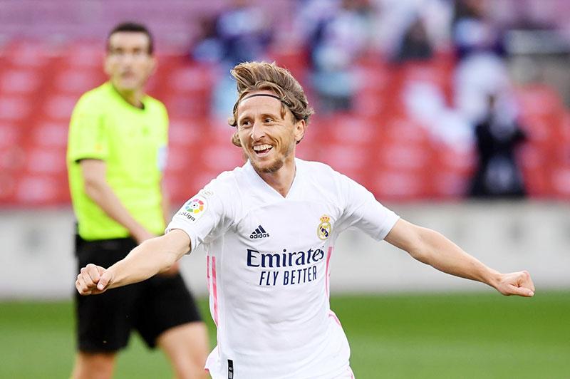 Madrid Menangi El Clasico di Kandang Barcelona