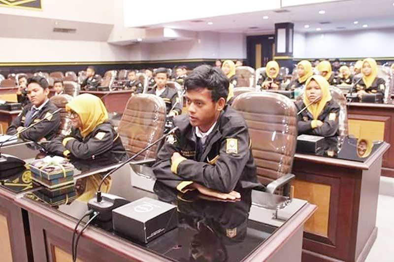 SMPIT Al Izhar School Gali Leadership Skill