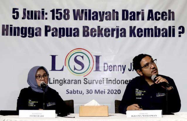 158 Daerah di Indonesia Sudah Siap Terapkan New Normal