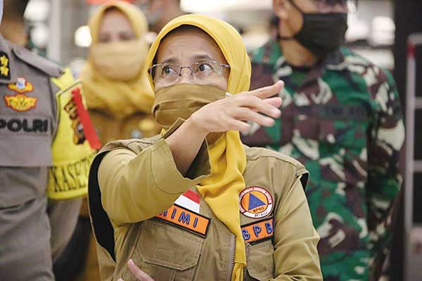 Kasus Baru Covid-19 di Riau Terus Menurun