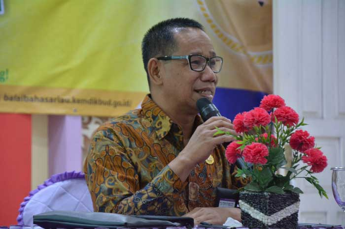 Balai Bahasa Riau Taja Pemilihan Duta Bahasa Riau 2020