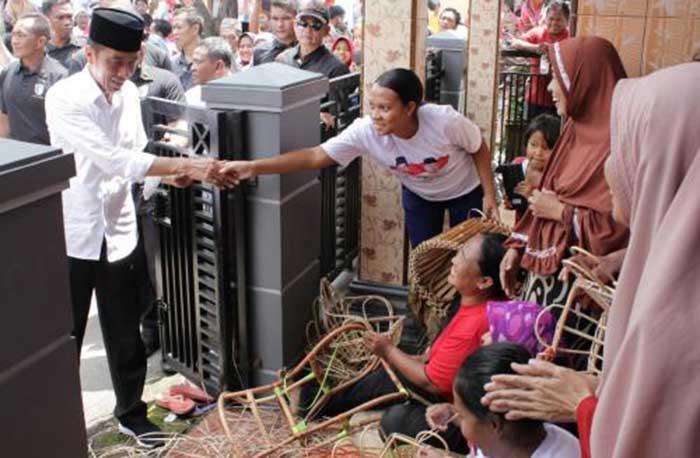Indeks Kesenjangan Sosial Kian Menipis di Era Jokowi