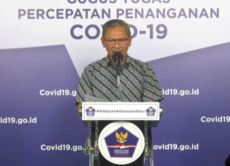 Pasien Kasus Positif di Riau Bertambah Lima Lagi