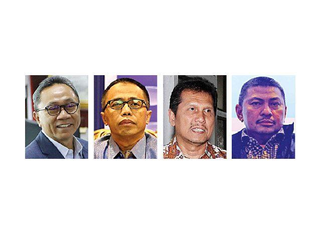 Empat Calon Siap Perebutkan Kursi Ketua Umum PAN