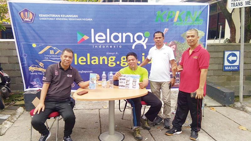 KPKNL Pekanbaru Imbau Masyarakat Waspada Penipuan Lelang