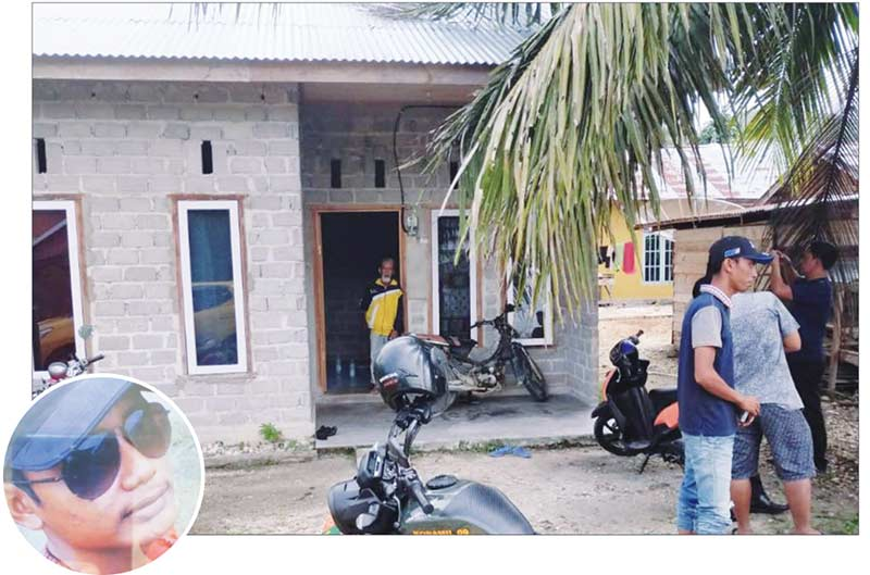 Terduga Teroris Ditangkap di Kuansing, Ditemukan Tiga Pucuk Senjata Api dan Ratusan Peluru