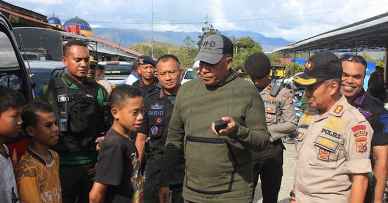 Dua Anggota KKSB Papua Tewas