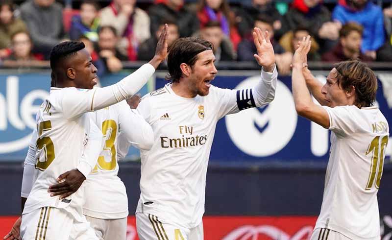 Cetak Lebih 100 Gol, Ramos Dianggap Tak Normal