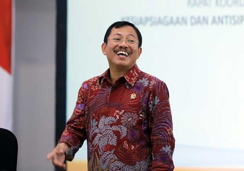 Menkes Terawan Tegaskan Bali Aman dari Corona