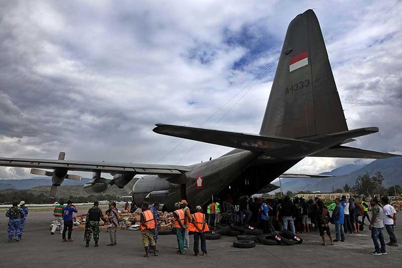 Sudah 16.500 Pengungsi Eksodus ke Jayapura
