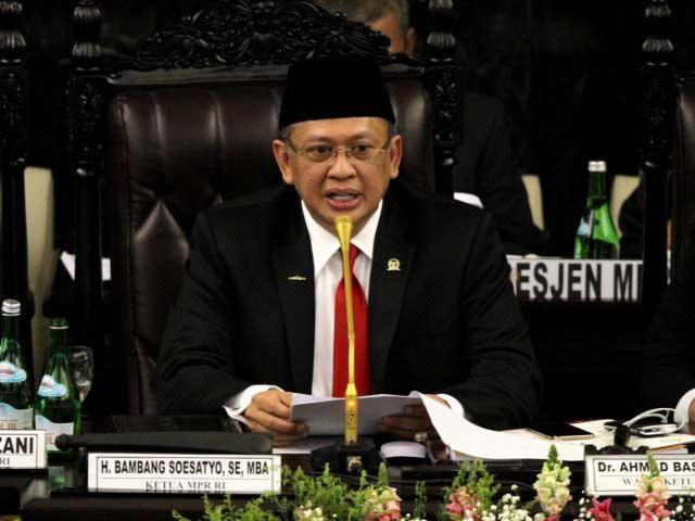 Bamsoet Jadi Ketua MPR Secara Aklamasi, Ini Peran Mega-Prabowo