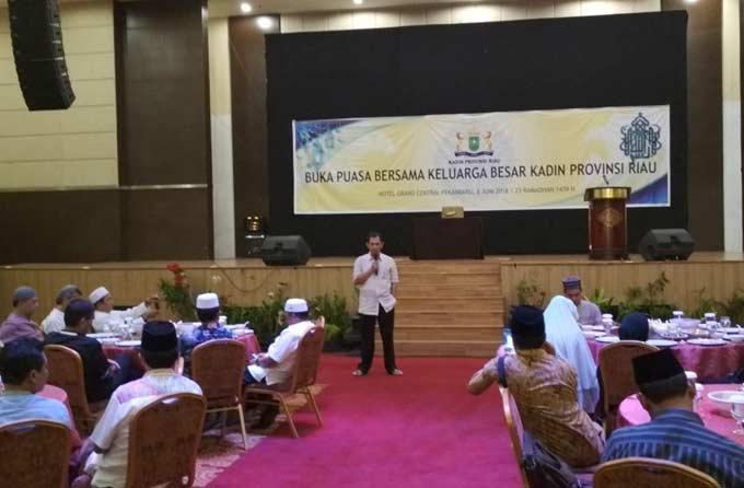 Kadin Riau Ajak Pengurus Pererat Hubungan