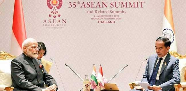 PM India Janji Tak akan Diskriminasi Sawit Indonesia