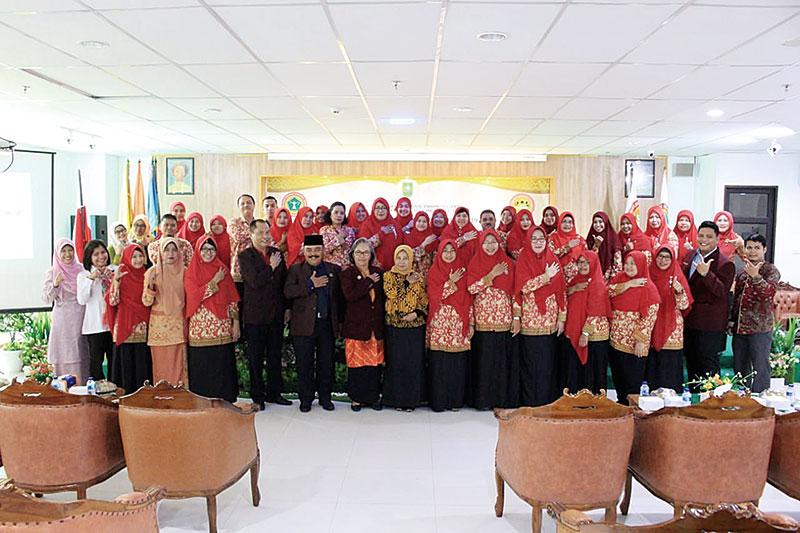 IPKJI Gelar Seminar dan Pelantikan Pengurus Wilayah Riau