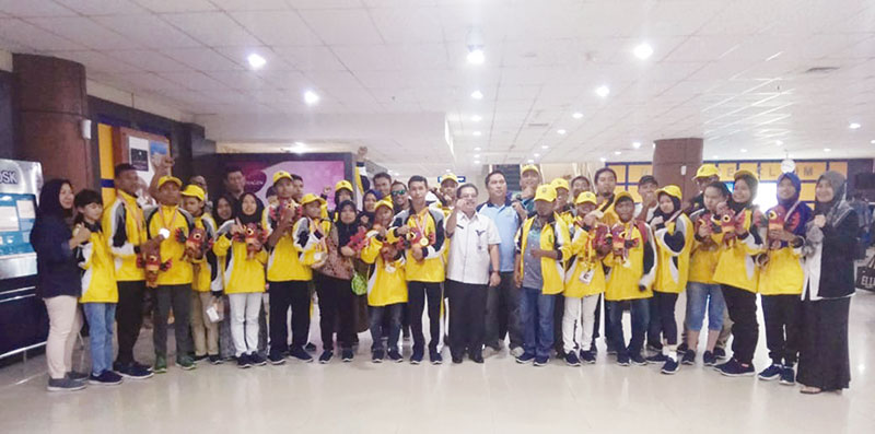 Delapan Besar Se-Indonesia, Riau Teratas Se-Sumatera