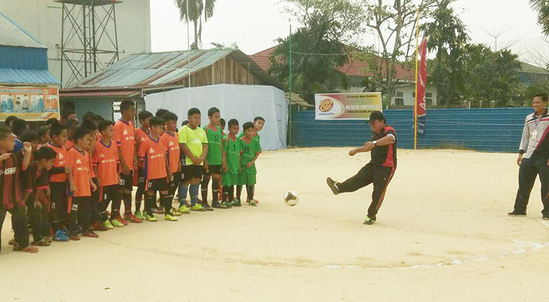 SD Al-Rasyid Gelar Mini Soccer Competition 2019