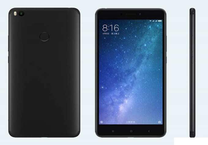 Xiaomi Mi Max 3 Tampil dengan Layar Lebar