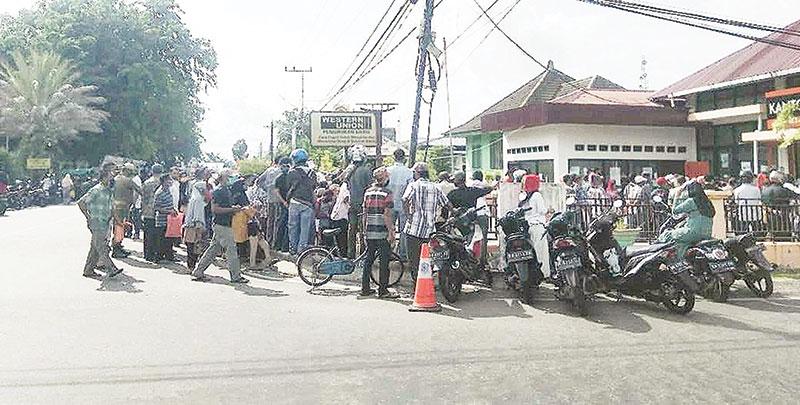Lima Kasus Penyelewengan Bansos Covid-19 di Riau
