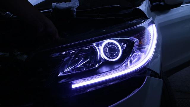 Awas, Jangan Sembarangan Ganti Lampu Kendaraan, Ini Aturannya