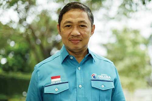 Jelang Akhir 2021, Partai Gelora Targetkan 1 Juta Kader
