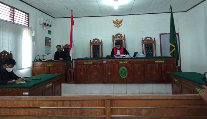 Kepala BPKAD Kuansing Menang Praperadilan