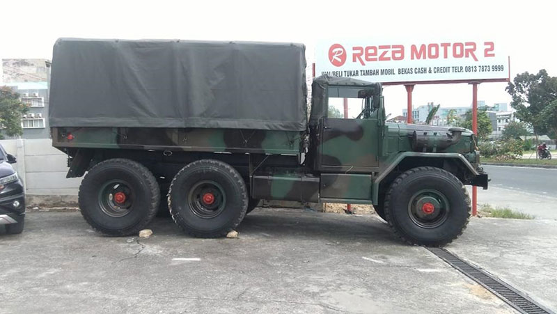 Reo Cargo KM 250 Jadi Milik Pribadi Sejak Medio 2015