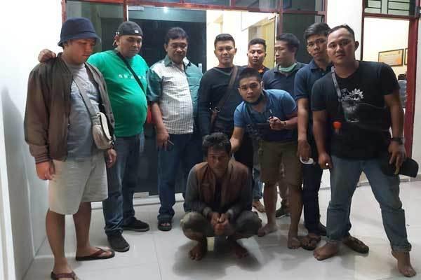 Kabur dari Lapas Bengkalis, Napi Asal Duri Ditangkap di Berastagi