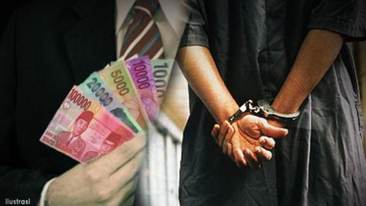 Gelapkan Uang Perusahaan, Lelaki Ini Harus Mendekam di Sel