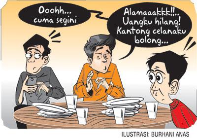 Kantong Bolong