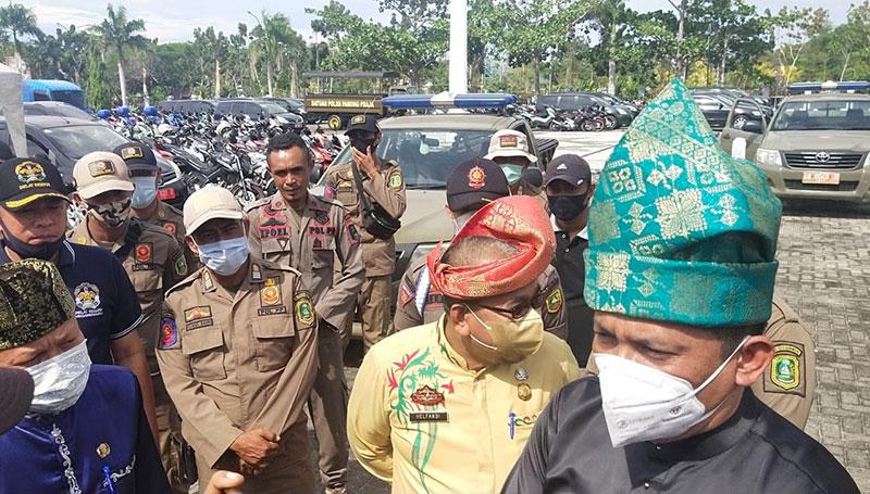 H Adil Ajak Kepala OPD Jemput Bola ke Jakarta